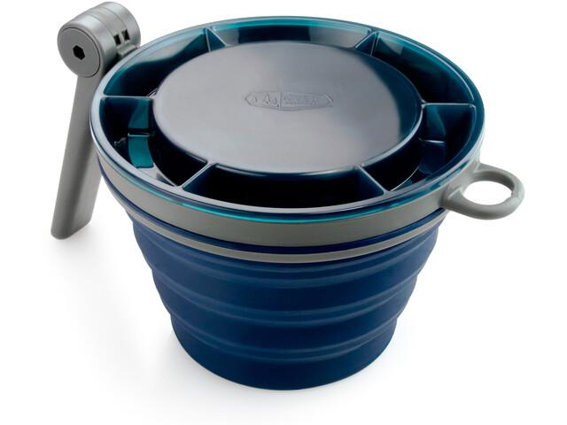 GSI Collapsible Fairshare Mug blue